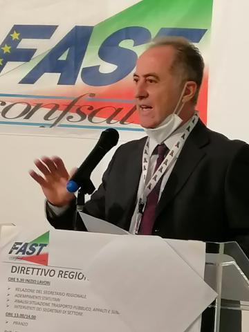 segretario regionale Coppini Renzo